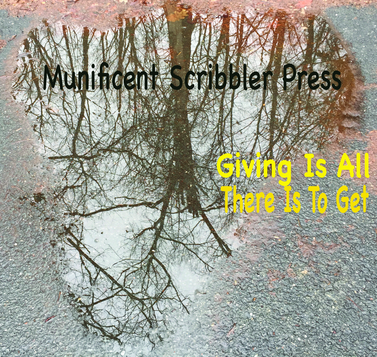 Munificent Scribbler Press
